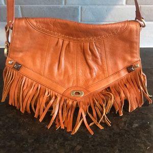 Hayden Harnett Genuine Leather Handbag